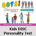 Kids Personality Test