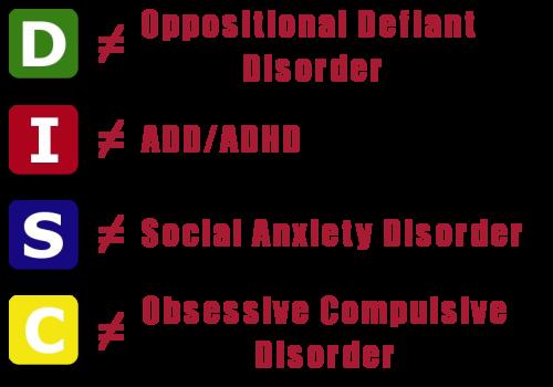 Don't Use an Illness Description for a Normal Behavior