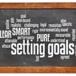 You Have to Have a Goal to Achieve a Goal